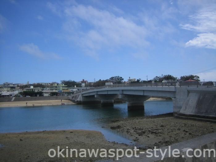 本島とつなぐ橋